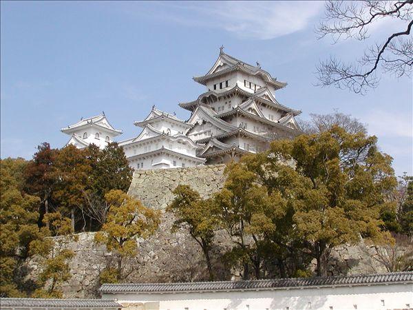 (2004年撮影)姫路城