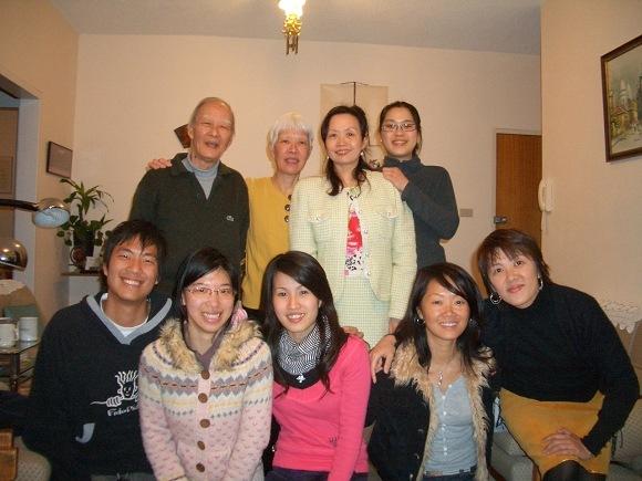 家人跟朋友